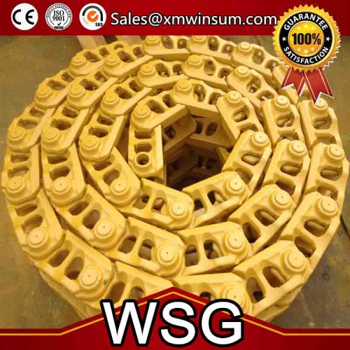 Track Link Assembly of Bulldozer Chain for D8K D8N link of track chain